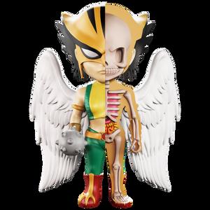 XX-Ray Hawkgirl Figure