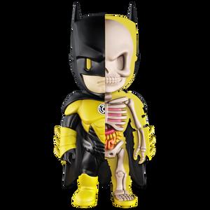 XX-Ray Yellow Lantern Batman Figure