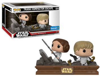 EXCLUSIVE: POP! Star Wars - Trash Compactor Escae