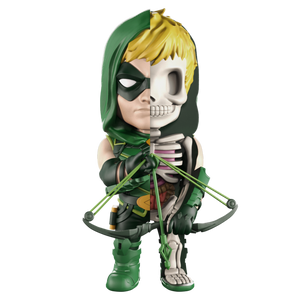 XX-Ray Green Arrow Figure