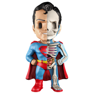 XX-Ray Golden Age Superman Figure