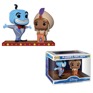 POP! Disney: Movie Moments - Aladdin's First Wish