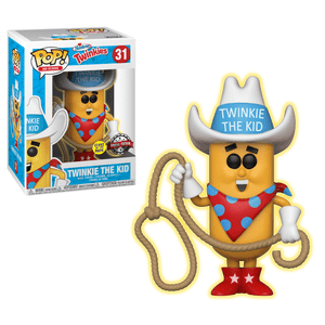 EXCLUSIVE: POP! Ad Icons - Twinkie the Kid (Retro GITD)