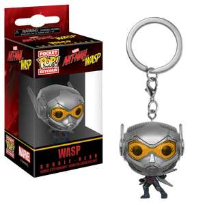 POP! Keychain: Ant-Man & Wasp - Wasp