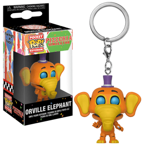 POP! Keychain: FNAF Pizza - Orville Elephant