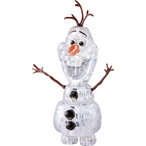 Olaf 3D Crystal Puzzle