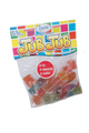 Jub Jub Candy in plastic packaging