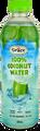 Grace coconut water in a bottle
