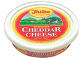 Tastee Cheese 1.1lb packaged in plastic tube with Red, White, and Yellow labeling   Jamaican cheese