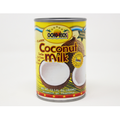 OCHO RIOS COCONUT MILK  13.5 OZ packaged in an aluminum can with Yellow and Light Green labeling