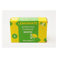 Lemonvate Medicated Soap 2.81 oz   Bar of Soap in Yellow and Green Packaging