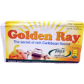Golden Ray Margarine 8 oz   Margarine block packaged in Gold and White paper.