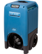 Supersize your dehumidification  Delivering 170 pints at AHAM at only 10.5 amps, the LGR 3500i takes dehumidification to new heights. Built with the same restoration-ready, easy-to-transport design as the industry-leading 2800i, the 3500i delivers supersized performance and reliability. The 3500i is built for the tough environments found in  water damage restoration, construction, and rental use. The rugged rotomolded housing and durable construction make this Dri-Eaz dehumidifier the number one choice. Item #F411 $3,140 Suggested List U.S. Funds 	     FeaturesSpecsAccessoriesDocumentation  Product Features      Groundbreaking water removal rate – 170 pints at AHAM     Automatic humidistat control     Displays inlet and outlet temperature and RH for easy monitoring     Digital control panel with plain-English system messages, not codes.     Wireless remote monitoring capable. Track operating conditions from any Internet connection with the HygroTrac Remote Monitoring System (purchased separately).     Rugged Dri-Eaz rotomolded housing is easy to maintain and won't mar furnishings.     If power is interrupted during operation, the unit will automatically restart when power is restored. (115V models only.)    Product Specifications   Model	 	LGR 3500i - F411 Power	 	10.5 amps, 115 volts Water removal AHAM (80°F /60%RH)	 	170 pints | 80.5 liters / day Water removal Max. (90°F / 90% RH)	 	240 pints | 113.6 liters / per day Process air	 	400 CFM, floor-level outlet Air filter	 	3M HAF (Dri-Eaz part no. F421) Dimensions (H x D x W)	 	40.5 x 23 x 24 in. 103 x 58 x 61 cm Use weight	 	160 lbs. | 72.6 kg Power cord	 	25 ft. | 7.6 m detachable Hose	 	40 ft. | 12.2 m Construction	 	Rotomolded polyethylene shell Safety	 	ETL certified to UL 474 and CSA 22.2 no. 92   Legend Rewards: 2,000 Points