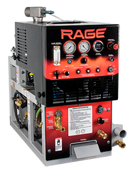 The RAGE w/ 90 gallon waste tank, 2 YEAR WARRANTY CALL FOR BEST PRICE