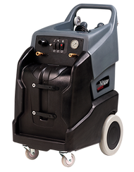Pressure pump:  500 PSI adjustable Vacuum motors:  Dual 3-stage Housing:  Rotomolded polyethylene Solution tank:  13 gal. | 49.2 L Recovery tank:  11 gal. | 41.6 l Power cord:  25 ft. | 7.6 m Dry weight:  134 lbs. | 60.8 kg Dimensions (W × H × D):   22 × 43.25 × 30.5 in. | × 55.9 × 109.9 × 77.5 cm Legend Rewards:  2,000 points