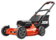 Battery Powered Lawn Mower W/Battery An Charger