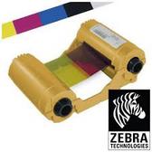 800033-848 - Zebra ix Series color ribbon for ZXP Series 3 YMCKOK