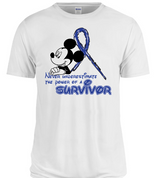 Never Underestimate The Power Of A Surviovor