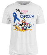 We Stand Up To Cancer
