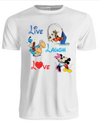 Disney Live, Laugh, And Love