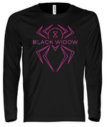 Black Widow Black Long Sleeve
