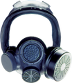 MSA Advantage 1000 Gas Mask Kit
