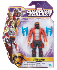 Guardians of the Galaxy 6-Inch Wave 2: Star Lord Action Figure