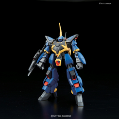 Gundam High Grade: Barzam Zeta Gundam Model Kit