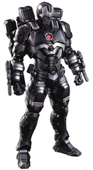 Marvel Play Arts Kai War Machine Premium Action Figure