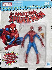 Marvel Legends Super Heroes Vintage 6-Inch Figures Wave 1: Spiderman