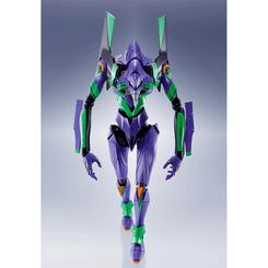 EVANGELION TEST TYPE-01 Rebuild of Evangelion Dynaction Metal Figure