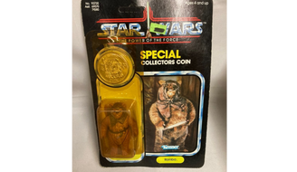 Star Wars Vintage POTF Romba Action Figure
