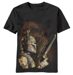 Star Wars Boba Fett Bounty Hunter Adult T-Shirt
