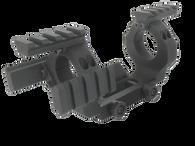 MOSM Bravo 30mm dia. one piece scope mount