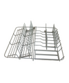 Dishwasher Dish Drawer Rack Assembly 524665