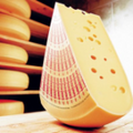 Emmentaler Center Cut  [1lb or more, mostly shipped in 1 piece]