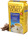 FREE DOMESTIC SHIPPING Chicco d'Oro Decaffeinated Whole Beans (12x250g)