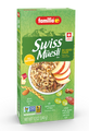 Swiss Müesli Cereal with No Added Sugar