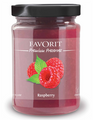 Favorit Raspberry Premium Preserves
