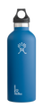 Hydro Flask 18 oz Narrow Mouth Everest Blue Water Bottle