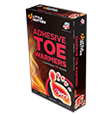 10 pair Adhesive Toe Warmers 12/cs