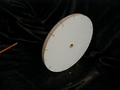 8 X 1 1/4 Slotted Wheel