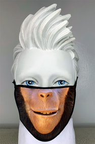 Cornelius Planet of the Apes Mask