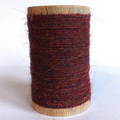 Rustic Wool Moire Threads 386