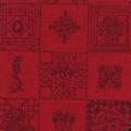 Moda Town Square red 6021-13