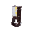 Pyramid Apex 5000/7000 Series Maroon Validator Housing With Stacker Motor