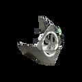 Dixie Narco BevMax 2/3 Evaporator Fan Motor/Blade/Bracket Assembly
