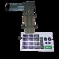 AP 120/310 Keypad & Service Pad Membrane, One Piece