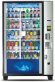 New Dixie Narco BevMax 4 DN-5800 Soda Vending Machine (Cash Discount Available)