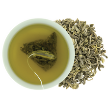 Karma Green Tea, Pyramid Tea Bag